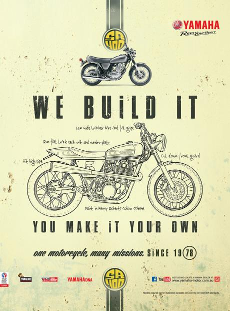 SR400 We Build It